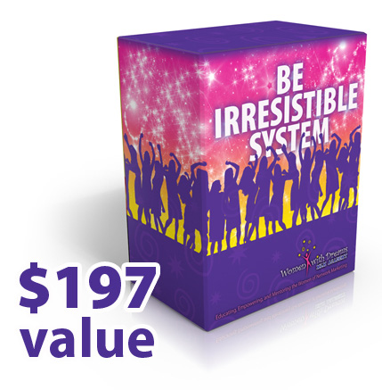 BE IRRESISTIBLE SYSTEM