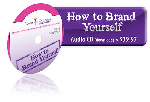 Personal Branding CD